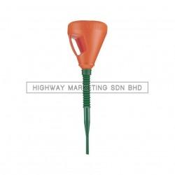 Dynatool DYN-10-5210 Flexible Spout Funnel
