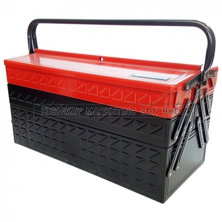 Dynatool DYN-10-5130 5 Tray Mechanic Toolbox