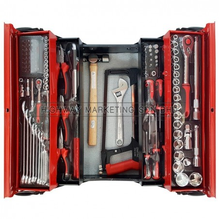 Dynatool DYN-10-5131 131pcs Mechanic Tool Kits